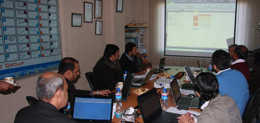Two Days Training on Financial Modeling
