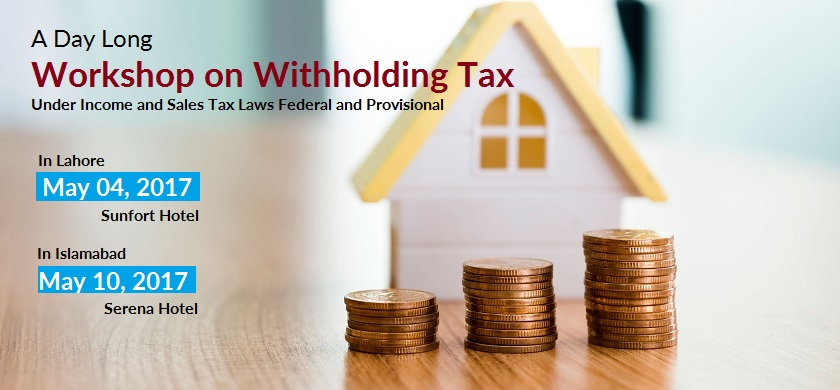 A Day long Workshop on Withholding Tax